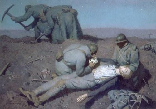 Henri Charles Marie Cavan et l'immonde supplice
