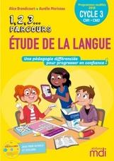 """Résultat de recherche d'images pour """"1 2 3 parcours etude de la langue"""""""
