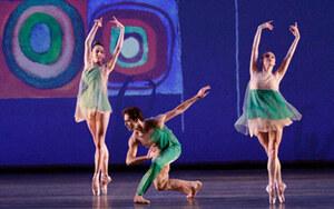 dance ballet tree bos tree girls dancers