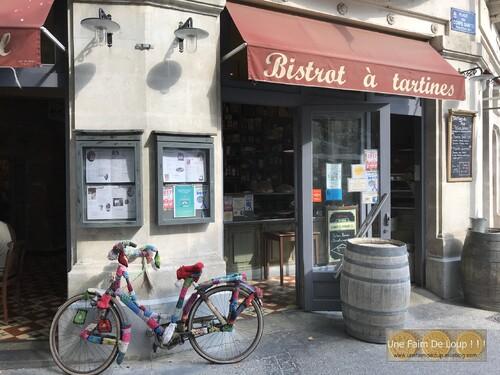 J'ai testé : Bistrot à tartines chez Ginette & Marcel - Avignon (84)