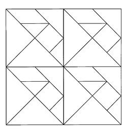 Les tangrams