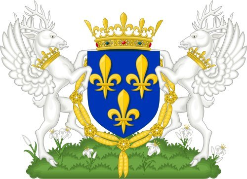Armoiries du roi Charles VI