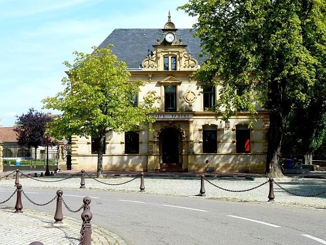 Metz salle Fabert et préfecture 1 Marc de Metz 07 01 2013