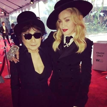 Red Carpet, with Yoko Ono (23)