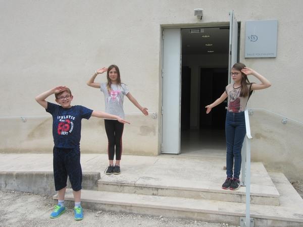 """La vidéo """"ArchéoVix, un collège enquête"""", tournée par les élèves de 6ème du Collège Henri Morat de Recey sur Ource a été présentée, et elle est SENSATIONNELLE  !"""