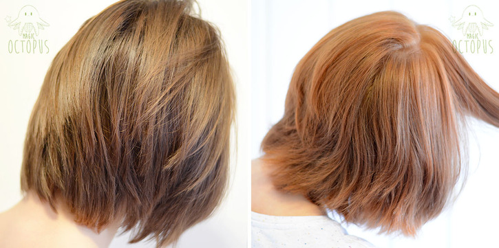 Coloration cheveux japon