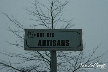 12. La rue des Artisans