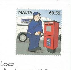 Le Postier maltais