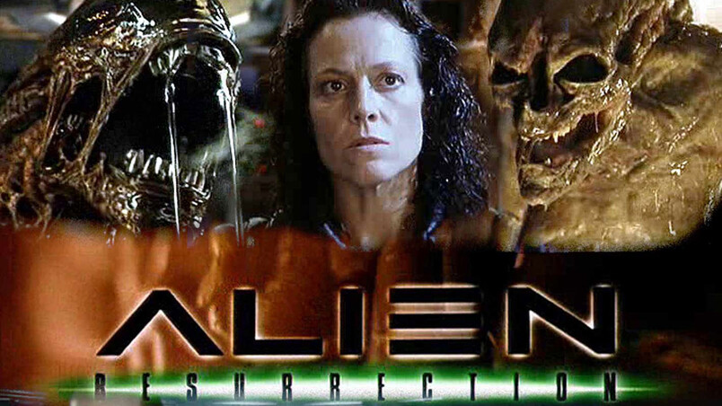 ALIEN 4 LA RESURECTION