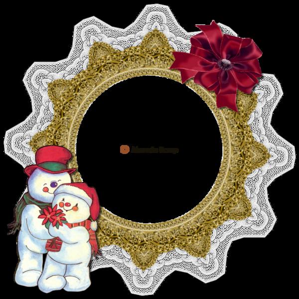 Cadres rond de Noël page 3