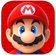 Super Mario de retour sur tablette IOS, jouable à un seul doigt.