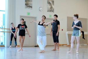 dance ballet class compagny miami city justin peck