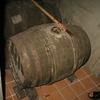 le fameux Pineau de 50 ans d'âge ... 20 litres, tout au plus