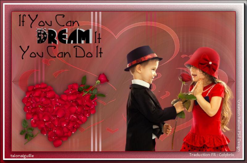 *** Les 14 Dream it ***