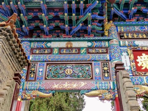 le temple Yuangong à Kunming