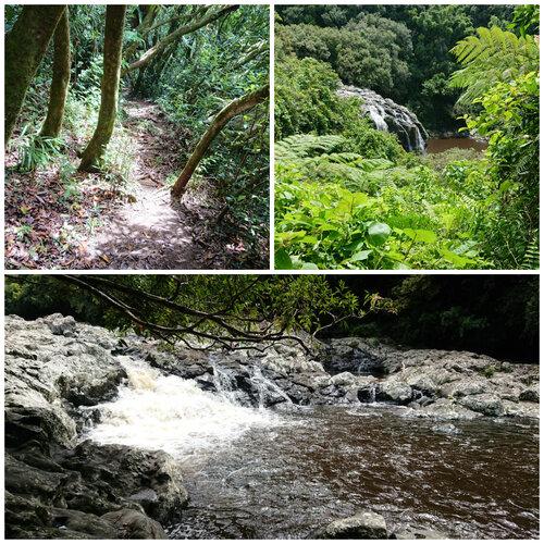5 bassins sur la Rivière Ste-Suzanne