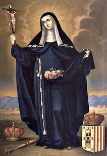 Sainte Elisabeth du Portugal. Reine († 1336)