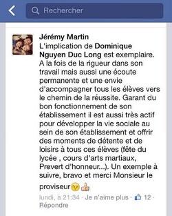 Témoignage de Jérémy MARTIN, Premier Adjoint au Maire de Longjumeau