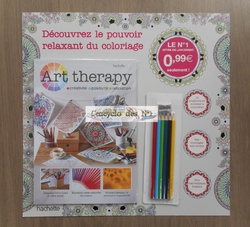 N° 1 Art therapy - Test