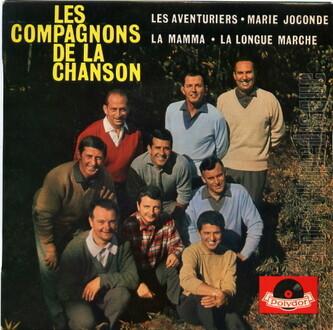 Les compagnons de la chanson, 1963