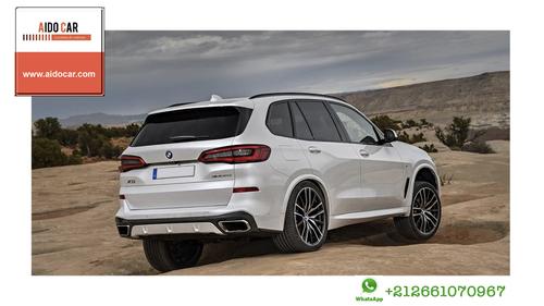 Location voiture de luxe à Casablanca – BMW X5 2019
