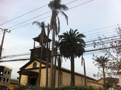 J 214, 9 avril : Santiago/La Serena