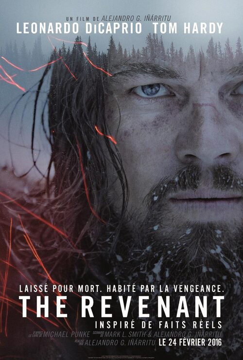 "Bonsoir a l'honneur : "" The Revenant """