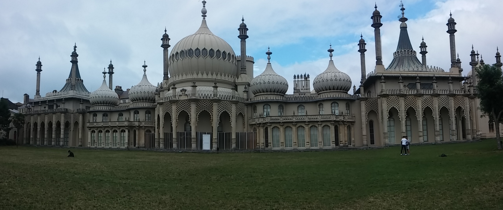 BRIGHTON #2 : Royal Pavilion