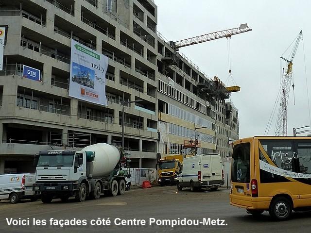 Quartier Amphithéâtre Metz 4 Marc de Metz 2012