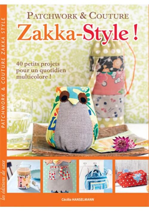 Zakka-style et le quilt-as-you-go