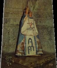 Saint Hyppolite, apparition de la Vierge