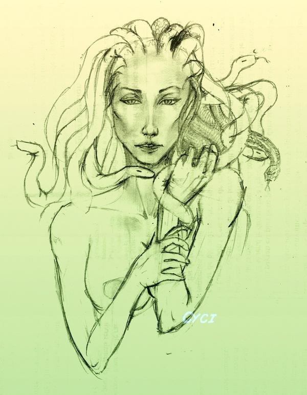 MEDUSA : la beauté de l'effroi