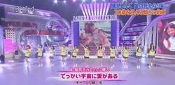 Morning Musume.'16 invitées aux 24-h TV charité à Yokohama