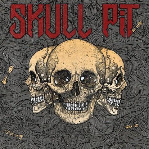 SKULL PIT - Un nouvel extrait du premier album dévoilé