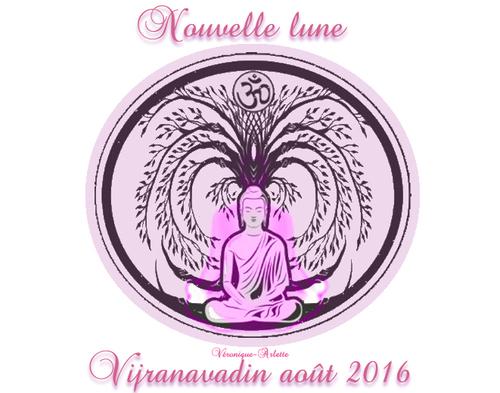 Méditation Vijranavadin Août 2016