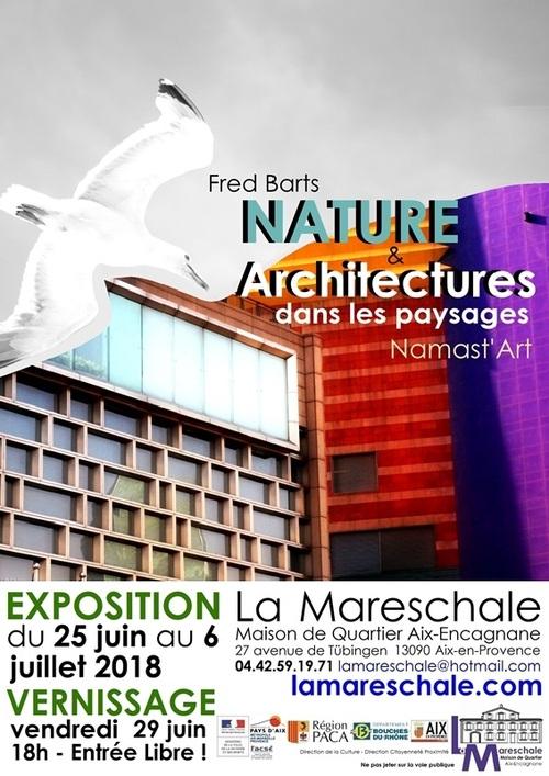 Bientôt en exposition à La Mareschale !