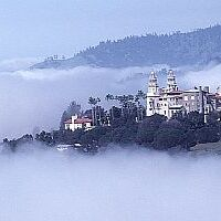 Hearst Castle, CA.