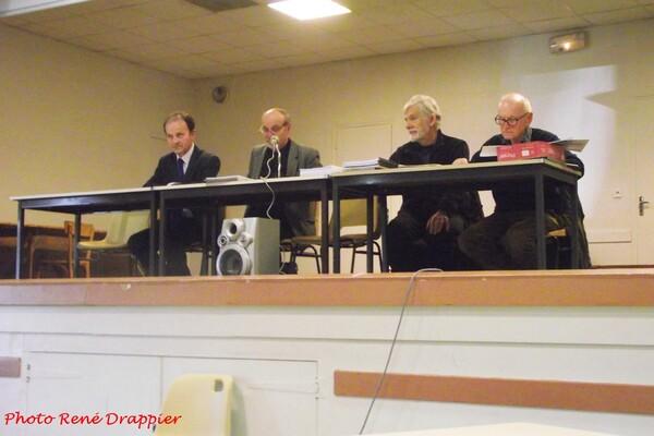 L'Assemblée Générale 2015 des Amis du Châtillonnais