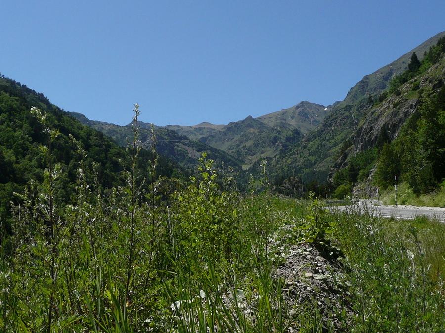 Andorre toujours: entre architecture et montagne!