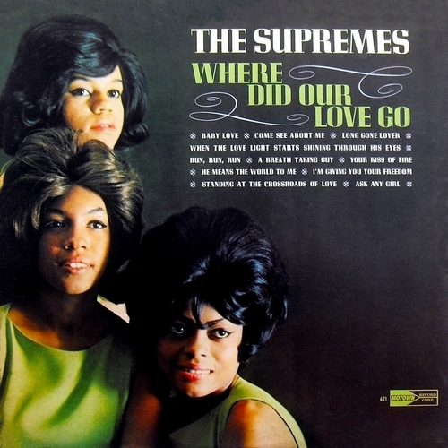 DIANA ROSS AND THE SUPREMES - Baby Love (1964) (Motown)