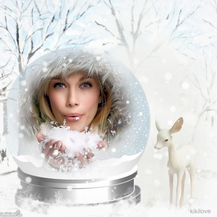 C'est la période ou tout est beau pour le temps de Noël