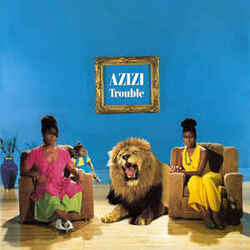 Azizi - Trouble - Complete LP