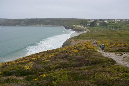 Finistère - de Kerloc'h à Pointe de Penhir