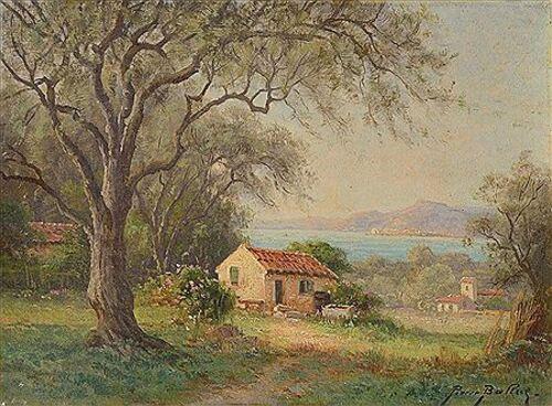 Peinture de Pierre Ernest Ballue