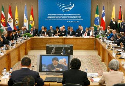 Le président du Venezuela demande à l'UNSAUR et à la CELAC de réagir face aux plans de guerre de l'OTAN