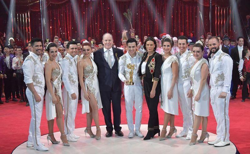 Prix du 44e Festival International du Cirque