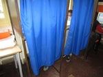 Quelques photographies prises dans le bureau de vote !