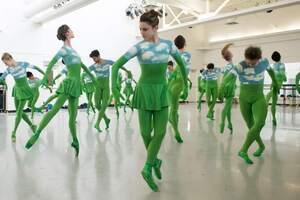 dance ballet mark morris sandpaper ballet