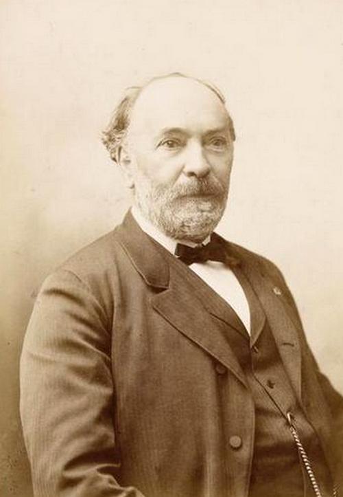 Louis Cailletet, les étapes  de sa vie...