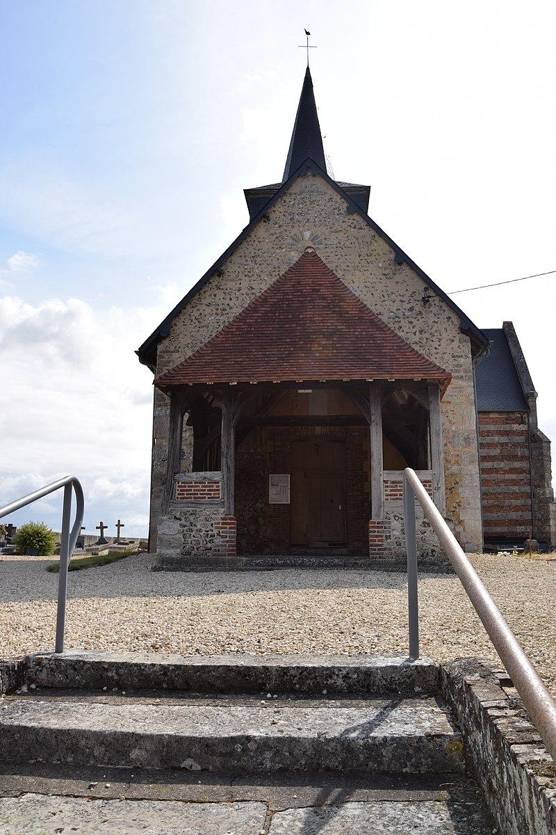 Église Saint-Martin de Coudray 04.jpg